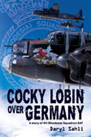 Cocky Lobin over Germany